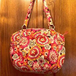 Vera Bradley Glenna shoulder bag-Pixie Bloom